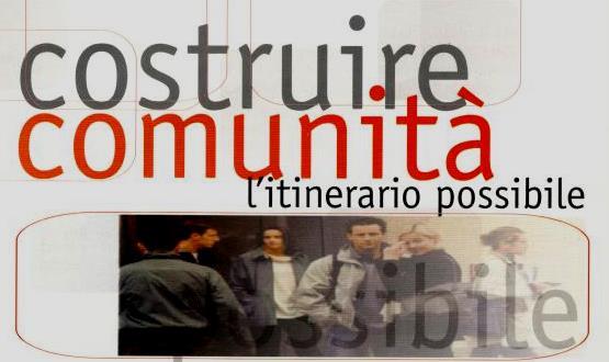 Costruire Comunita Un Altro Trentino E Possibile 2001 Itlodeo Info Vincenzo Passerini
