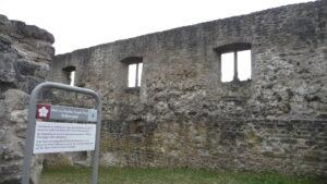 Castello Ruine